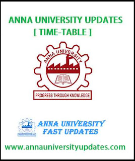 Anna university Nov Dec 2015-Jan 2016 UG PG 1st 3rd 5th 7th Semester 2015-2016 Examination