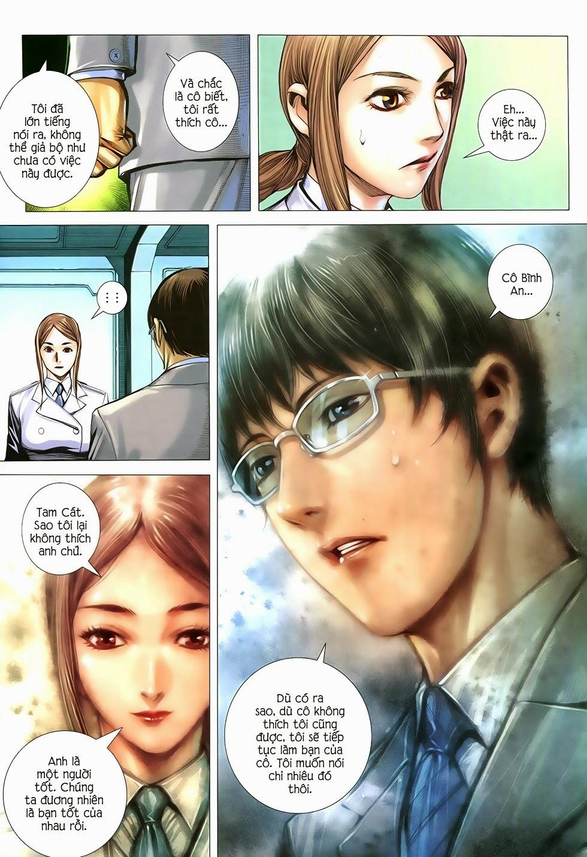 Đại Quân Phiệt chap 29 trang 5
