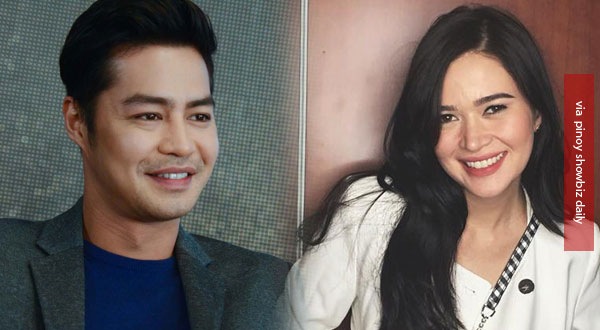 Zanjoe Marudo and Bela Padilla tease each other on Instagram