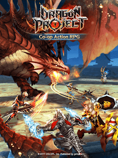 Monster Hunter Dragon Project Android Apk