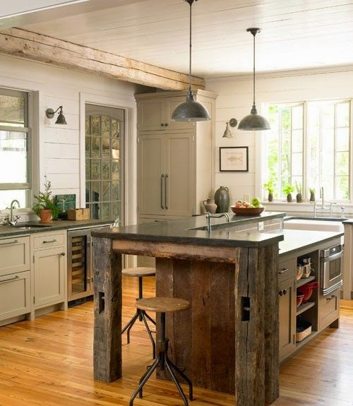 hogares frescos 30 fabulosas ideas para islas de cocinas