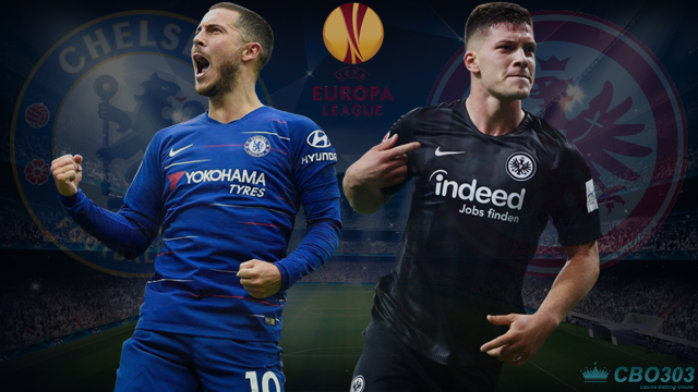 Prediksi Liga Eropa Chelsea vs Eintracht Frankfurt (10 Mei 2019)