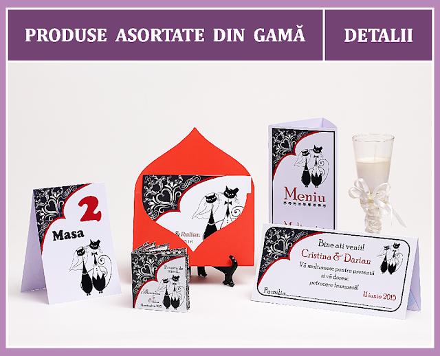 http://www.bebestudio11.com/2017/01/modele-asortate-nunta-tema-pisici-red.html