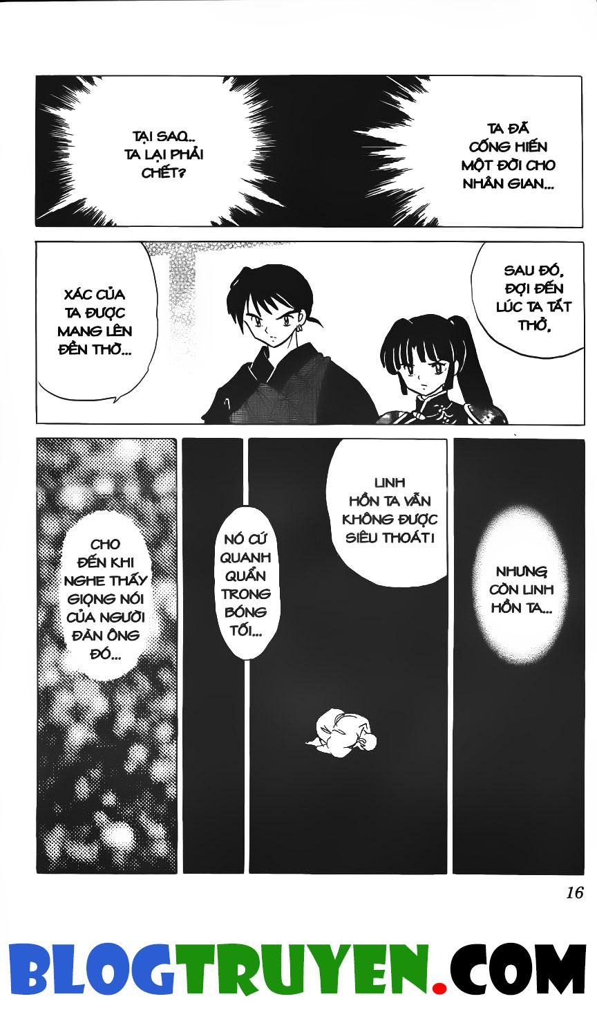 Inuyasha vol 28.1 trang 14