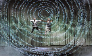 ENO The Magic Flute - Ben Johnson and Devon Guthrie  (c) Robbie Jack