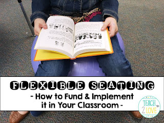 How to fund and implement flexible seating