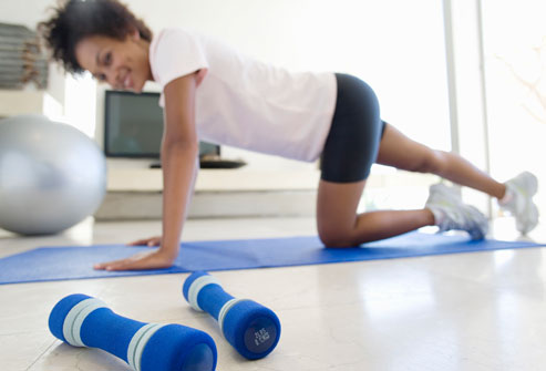 get 30 minutes of cardio in your living room  shaping up