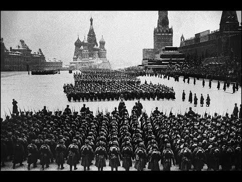 Paradas Maskvoje