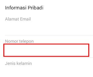 2 Cara melihat password instagram sendiri tanpa email [LENGKAP]