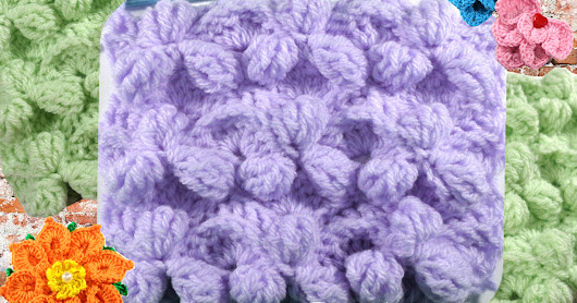 video tutorial & pattern - crochet pattern No37