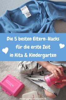 Die besten Mama-Hacks für die erste Kita- und Kindergartenzeit