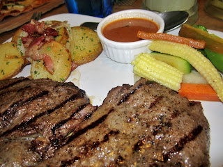 Merry Month of June Part 3 - Belly-loaded Weekends - Buon Giorno's Rib Eye Steak