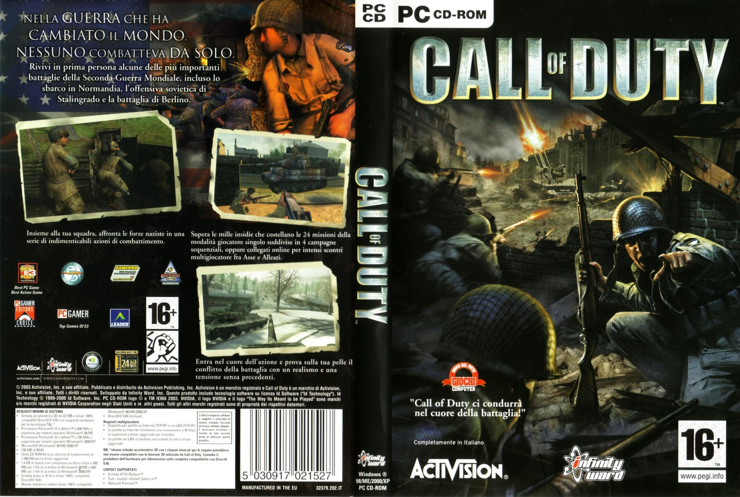 Download Game Ringan Call Of Duty