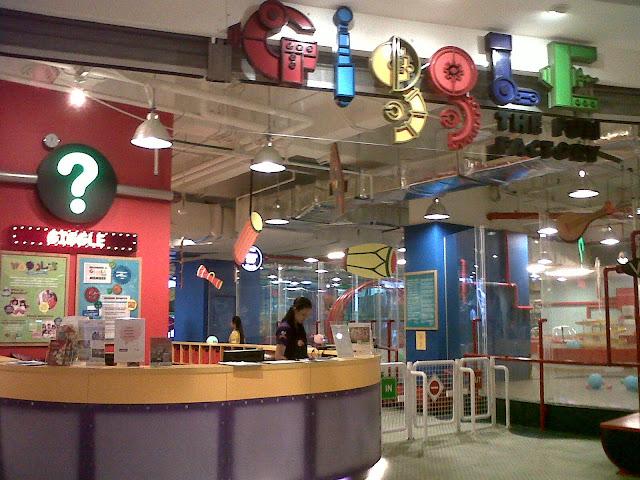 Giggle Fun Factory Jakarta