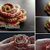 Como Crochet Esta flor bonita