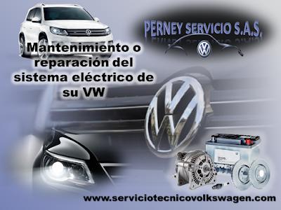 Servicio Tecnico Volkswagen - Perney Servicio Bogota