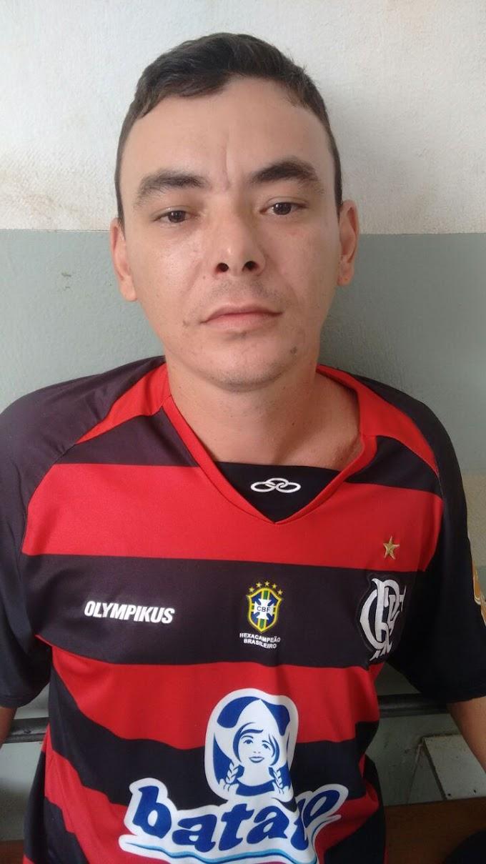 Caxias: Em menos de 24h Polícia localiza moto furtada e prende suspeito