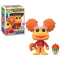 Pop! Television: Fraggle Rock Red with Doozer BAM!