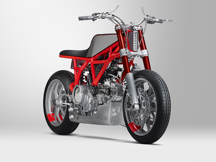 Ducati Hyper Scrambler by Ultimate Motorcycles