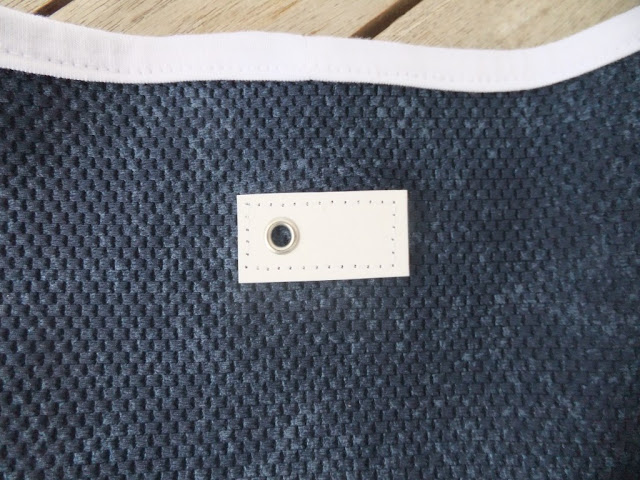 Basicshirt von elna blau