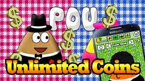 Game POU v1.4.69 Mod Apk Terbaru Juli 2016 (Unlimited Money Coins)