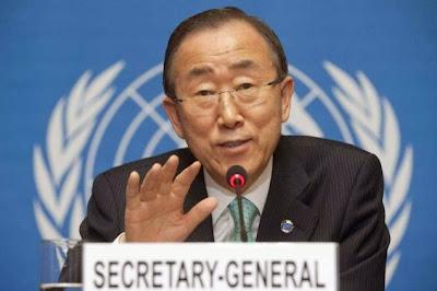 Bangsa merupakan organisasi internasional antar negara Daftar Nama Sekjen PBB yang Pertama Sampai Sekarang Lengkap