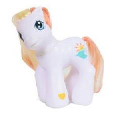 My Little Pony Wave Catcher Promo Ponies  G3 Pony