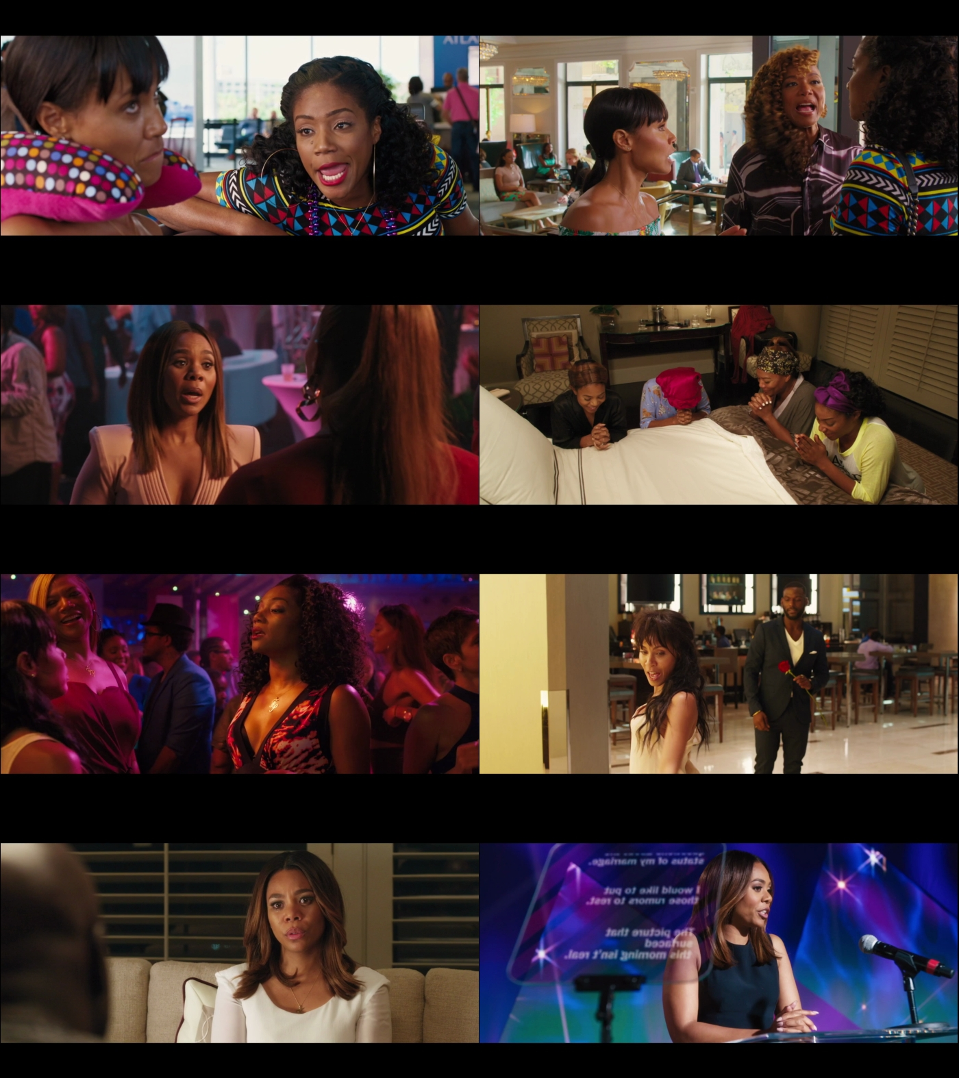 Girls Trip 1080p Latino
