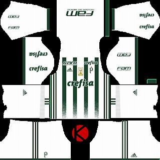 Palmeiras 2017/18 - Dream League Soccer Kits