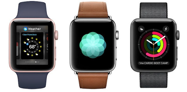 Apple to launch New  Apple watch in the third quarter of 2017 with Improved battery life and Overall performance