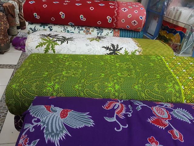 Seragam batik ansor Surabaya kualitas bahan pilihan