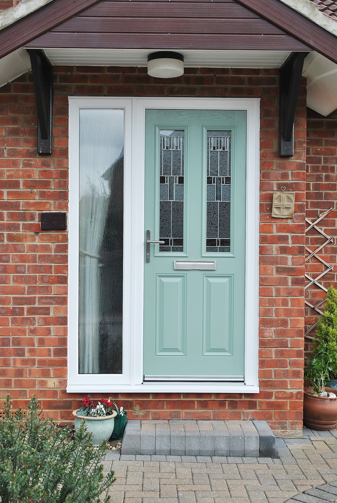 Chartwell green stands out from the crowd feels like home for Composite windows