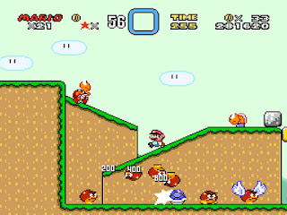 Super Mario World Rom Espanol Super Nintendo Snes Descargar