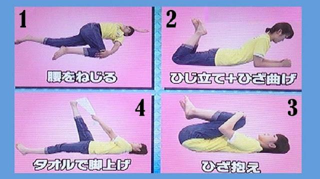 Bagi Kamu yang Sering Mengalami Sakit Pinggang Kini Bisa Tersenyum Lega ! Inilah Cara Mudah Sembuhkan Sakit Pinggang dari Orang Jepang
