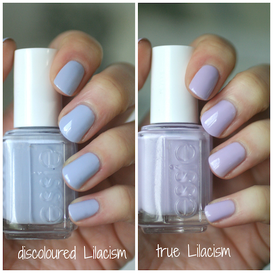 Essie Envy: Color Disp...