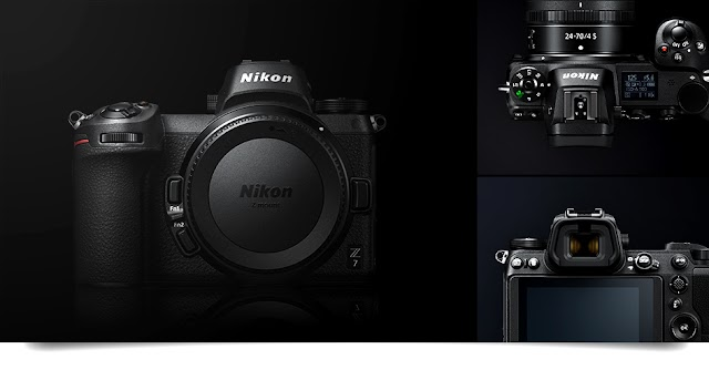 Nikon launched two Full Frame mirrorless Cameras