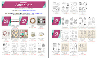 http://juliedavison.com/Flyers/2017_YearEndSale.pdf