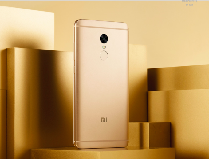 Xiaomi Redmi Note 4 Official: Helio X20 & 4100mAh Battery for $135