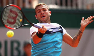 British tennis player Dan Evans failed drug test