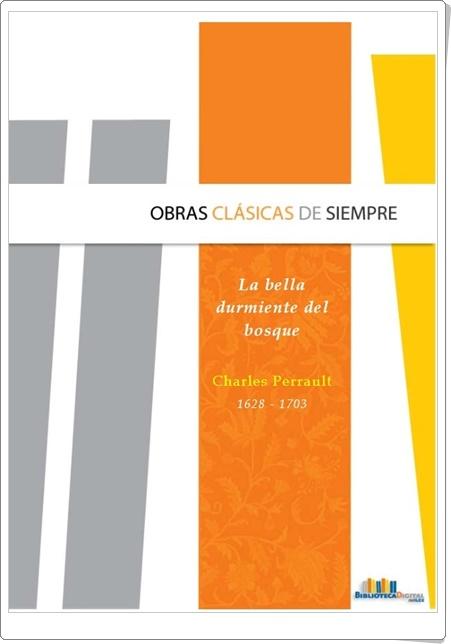 """""""La Bella Durmiente del bosque"""" de Charles Perrault"""