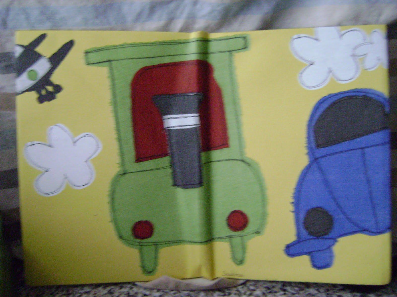 Libreta De Dibujo Con Dibujos Infant: Dibujo, Pintura Y Escritos: Libretas Con Papel De Empapelar