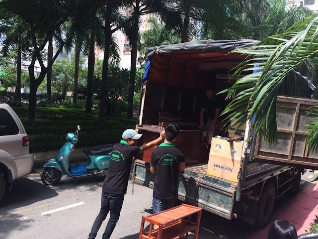 Dịch vụ chuyển nhà trọn gói Thái Phong TODAY