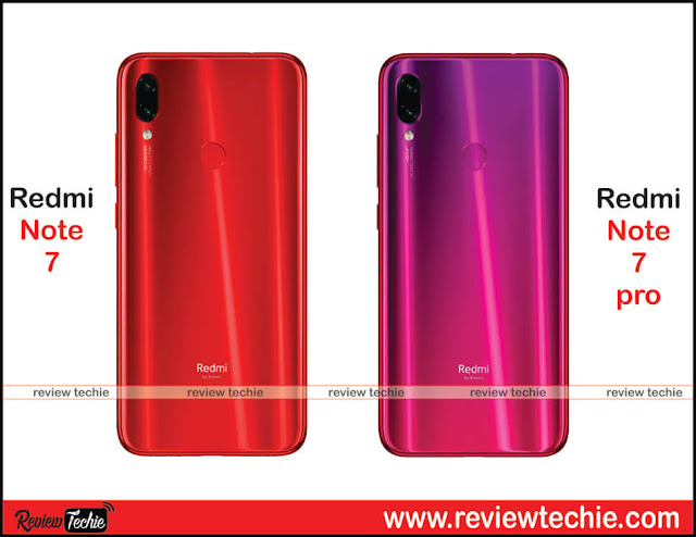 Redmi Note 7 Pro and Redmi Note 7 First Impressions