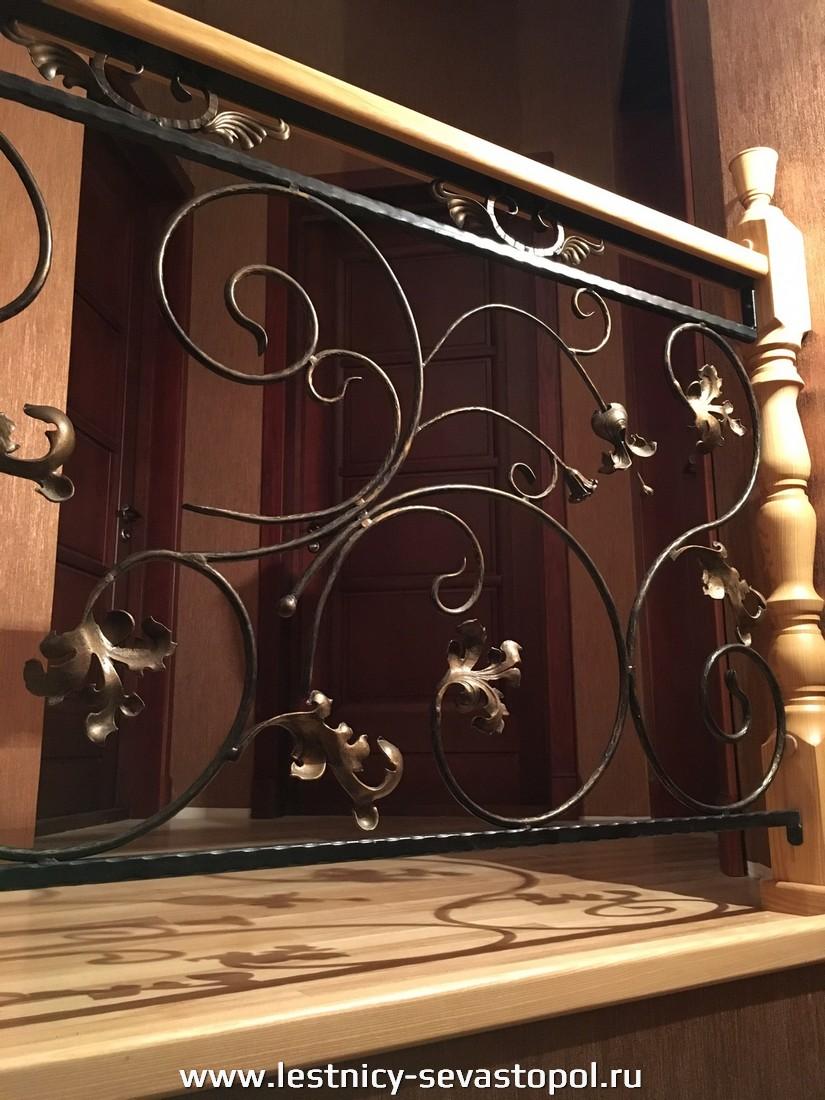 Каркас лестницы из металла цена