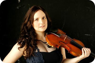 violonista Tanya Sweiry
