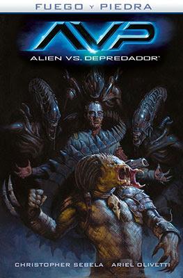 Alien vs Depredador, continua la saga creada por Chris Roberson y Patric Reynolds