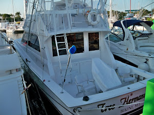 Cozumel fishing yacht