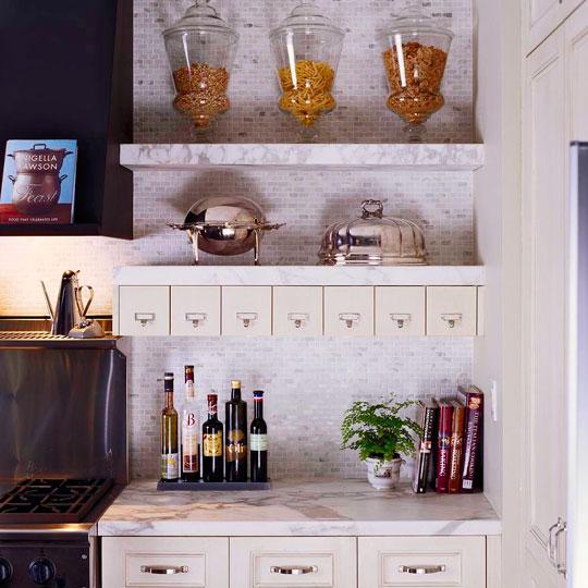 Great Home Design Ideas: Great Kitchen Storage Ideas Luxury Design