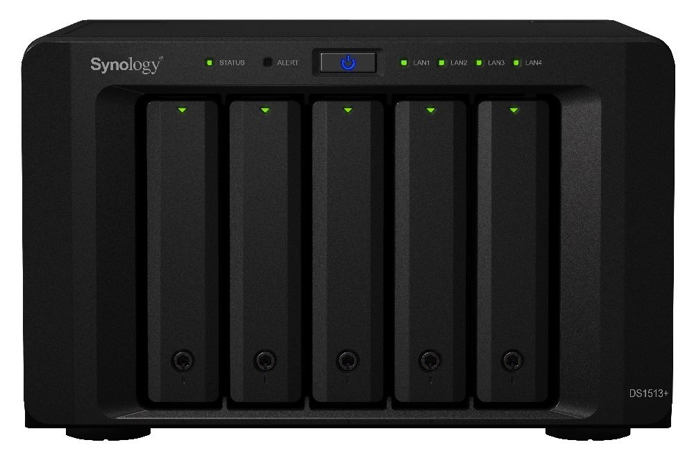 Synology DiskStation DS1513+ Review