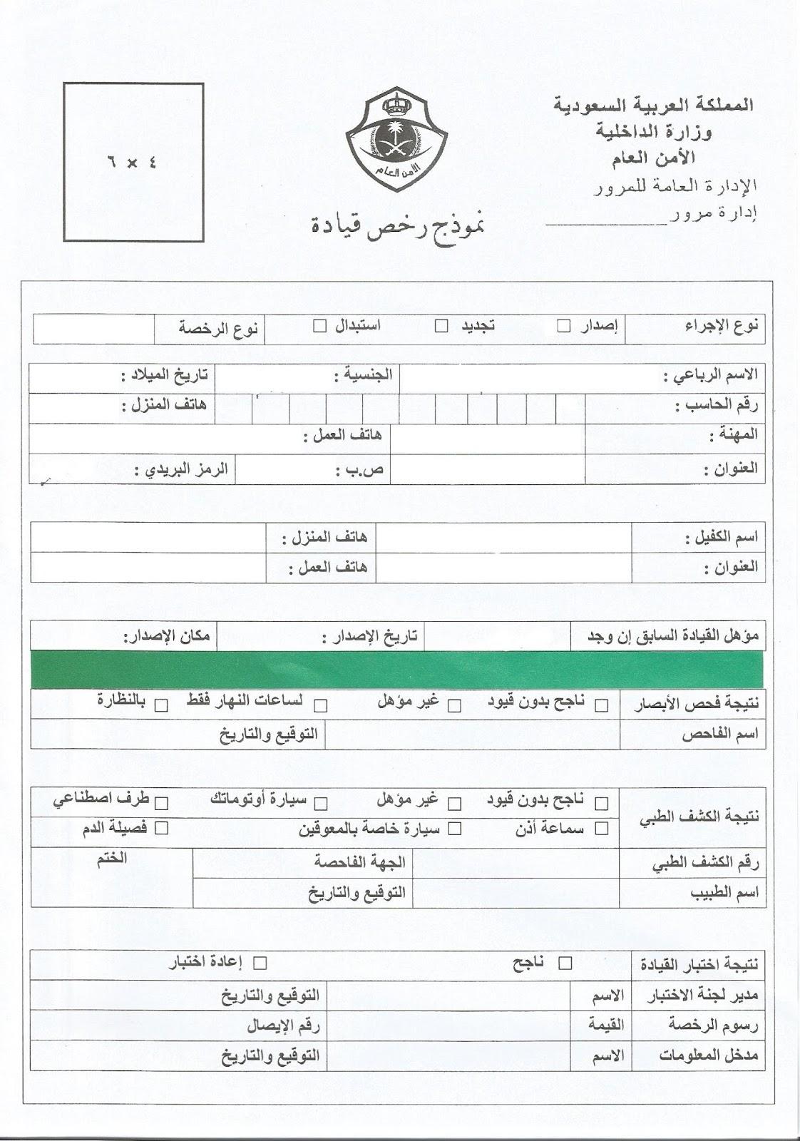 My Life.. My Story..: Driving License in Makkah, Kingdom of Saudi Arabia